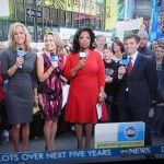 Oprah Wears Stevie Mac on Good Morning America